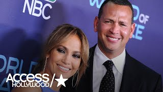 Gambar cover Alex Rodriguez Reveals The Secret Things His Kids Love Most About Jennifer Lopez | Access Hollywood