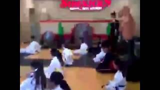 Kids Martial Arts Class Video - A Day in Class @ Sidekicks San Diego (May 2018)