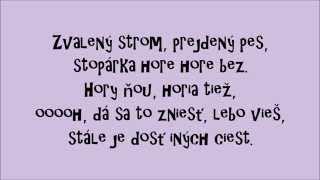 IMT Smile - Cesty II. triedy (lyrics)