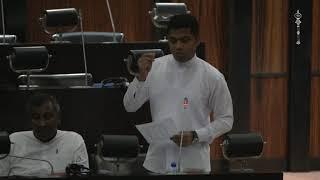 Nalinda Jayathissa's parliament speech on 20.02.2019 - Local Business issue