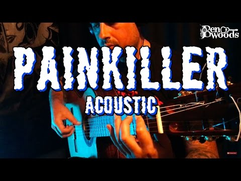 Painkiller (Judas Priest) - Ben Woods - Solo Flamenco Guitar