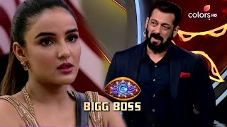 Bigg Boss S14 | बिग बॉस S14 | Salman Scolds Jasmin-Nikki For Putting Rakhi Down