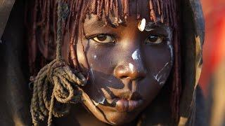 Жестокие африканские ритуалы