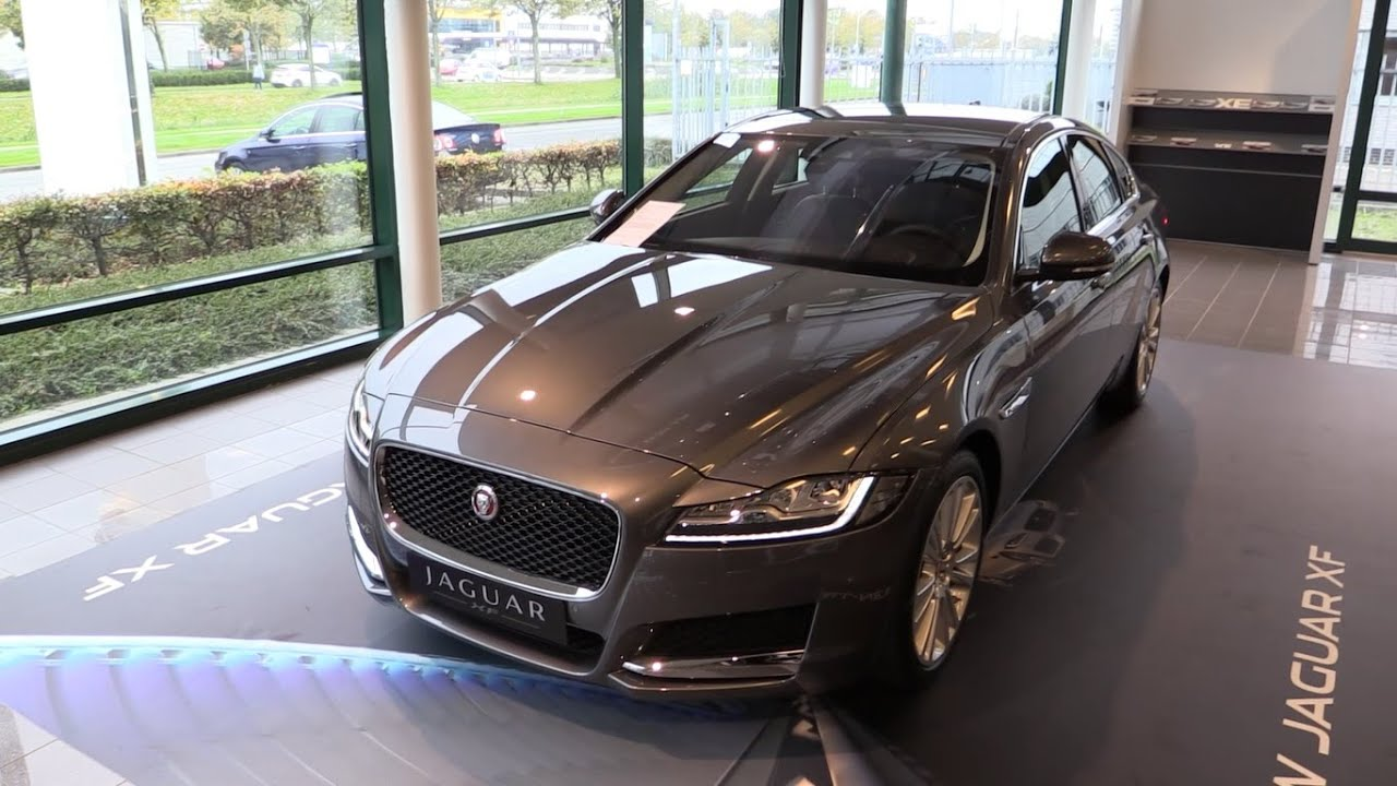 Jaguar Xf 2017 In Depth Review Interior Exterior Youtube