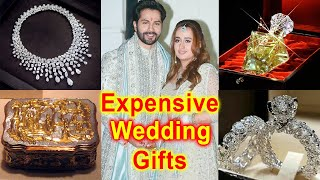 Varun Dhawan Expensive Wedding Gifts From Bollywood Actresses