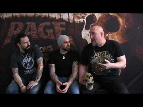 RAGE - Talk Records: Collections & Favourites (OFFICIAL INTERVIEW)