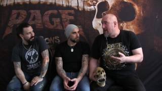 RAGE – Talk Records: Collections & Favourites (OFFICIAL INTERVIEW)
