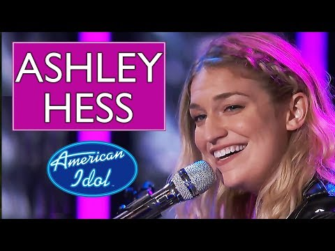The Story Of Ashley Hess And Her Journey To The American Idol Live Shows | 2019 | Season 17