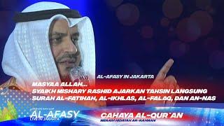 Gambar cover Syaikh Mishary Rashid Alafasy Ajarkan Tahsin Surah Al-Fatihah, Al-Ikhlas, Al-Falaq, dan An Nas