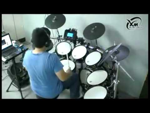xm-edrum-custom8sr-demo-video