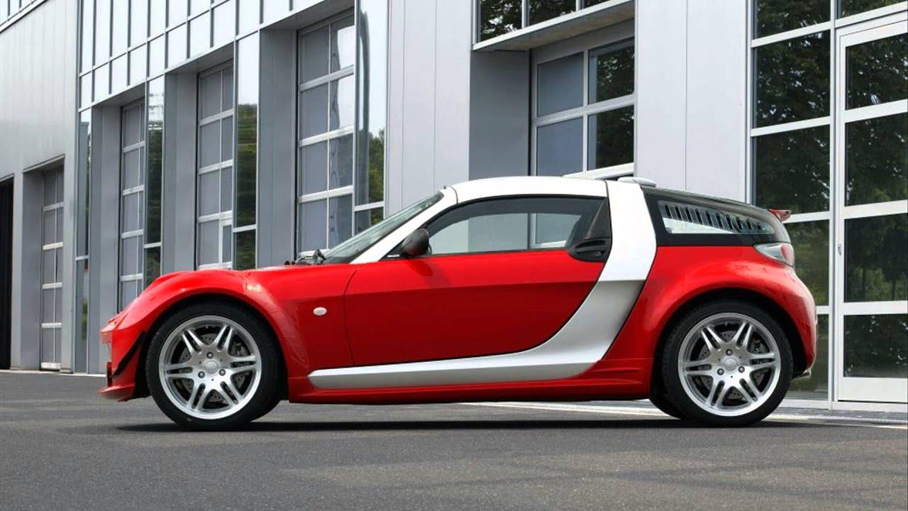 2003 brabus smart roadster youtube. Black Bedroom Furniture Sets. Home Design Ideas