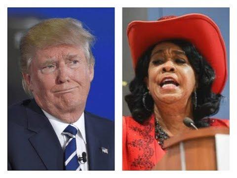 2020 Presidential Election Prediction: President Trump vs Frederica Wilson