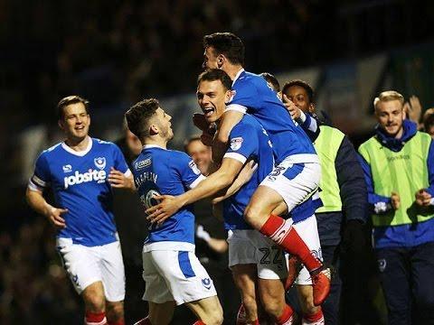 Highlights: Portsmouth 1-1 Morecambe