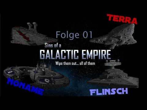 Möge es beginnen | Folge 1 | Sins Of A Galactic Empire | Let´s Play Together
