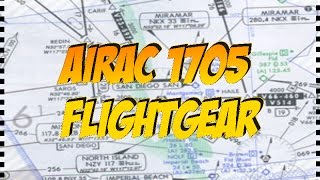 FlightGear - Airac 1705  SID/STAR/APPR : Como instalar [PT-BR]