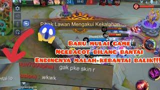 Download Lagu AKIBAT BACOT DI AWAL GAME??KITA BANTAI BALIK!! Mobile legends indonesia mp3