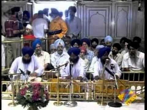Mul Kharidi Lala Gola Mera Nao Sabhaga - Bhai Gurcharan Singh - Live Sri Harmandir Sahib