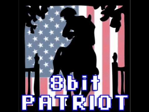 8Bit United States of America National Anthem - Star Spangled Banner