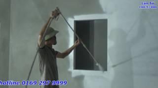 Máy Phun Sơn Nước | Máy Phun Sơn Nhà | Máy Phun Sơ Công Trình Hotline 0392979999