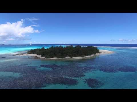 Summer vacation 2015 Saipan - Aerial photography with PHANTOM3