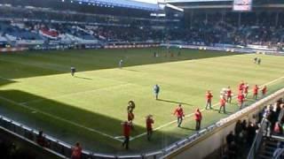 I Wanna go Home! Feyenoord - Heerenveen (07-03-2011)