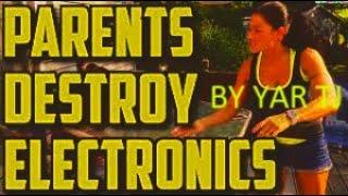 Parents Destroy Kids electronics compilation