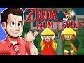 Zelda ROM Hacks - AntDude