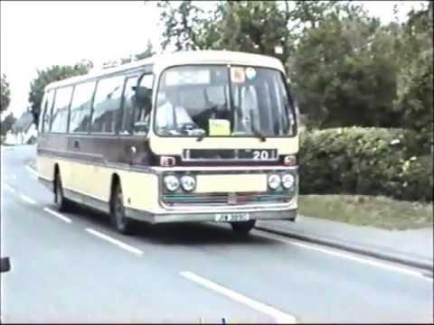 Coach Team Pullman of Haddenham  JIW 3890 service 20 1995