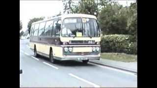 Coach Team Pullman of Haddenham  JIW 3890 service 20 1995