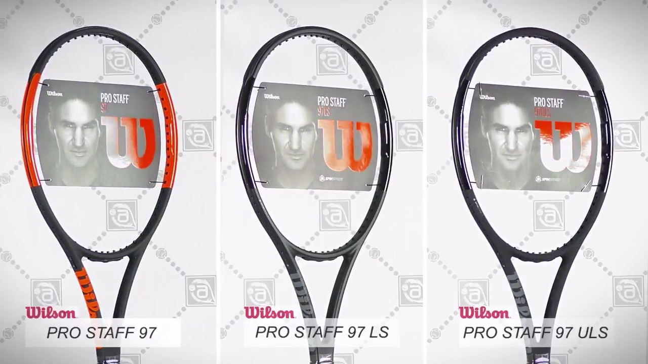7ca0bf1b7 WILSON PRO STAFF 2017 Racket Review - AneelSports.com - YouTube