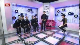 [Full] EXO-M - Top Chinese Music 140517