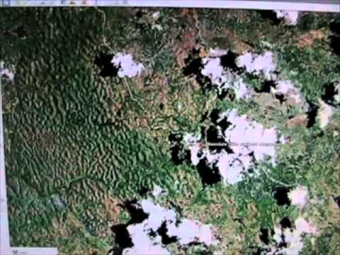 Why Does Google Earth Blur Out the Chocolate Hills in the Philippines?