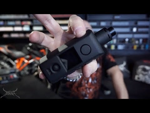 Rebel Vapes SX550J BT Squonker Review and Rundown | First Dual Battery Yihi SX Squonker
