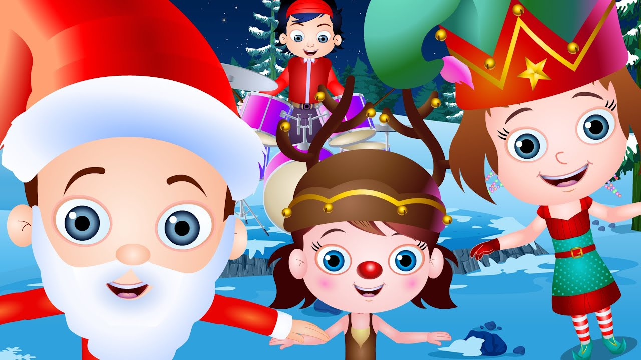 we wish you a merry christmas happy new year song for kids