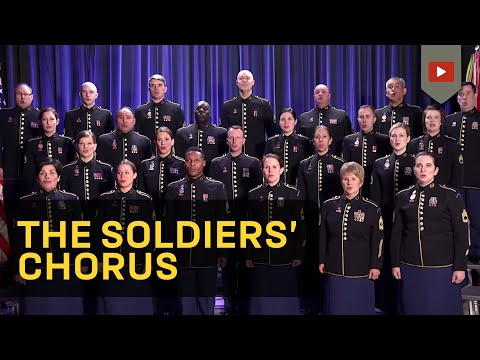 The Star-Spangled Banner- The Soldiers' Chorus