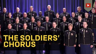 The Star Spangled Banner The Soldiers 39 Chorus