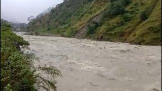 Uttarakhand Rain: Day After Red Alert, Water Level Rises In Nandakini River