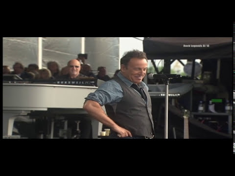 Thunder Road - Bruce Springsteen - Hard Rock Calling Festival 2012