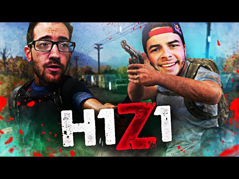 WE HUNTIN TODAY BOYS | H1Z1 ft. BigTymer