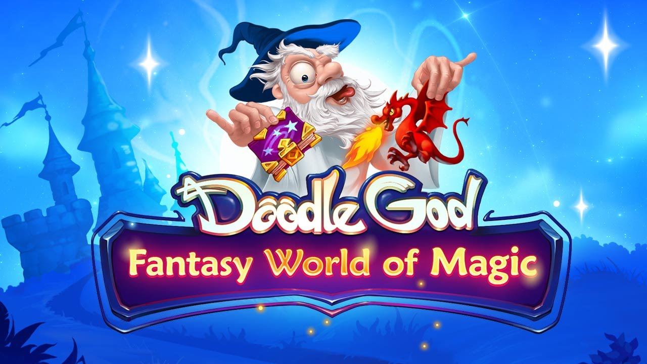 how to make magic in doodle god