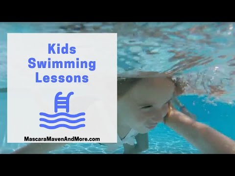Kids Swimming Lessons [VIDEO]
