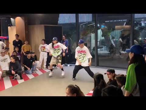 Sori Na x Jinwoo Choreography - A$AP Ferg, MadeinTYO - WAM