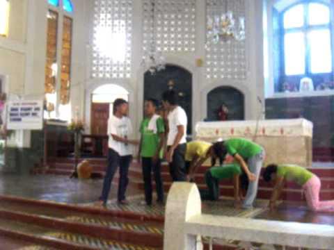 Katipunan Parish Youth Ministry on Environmental Concern and Mining Issues
