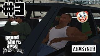 LEGENDARNE ZAMÓWIENIE   #3 GTA San Andreas   Asasyn08