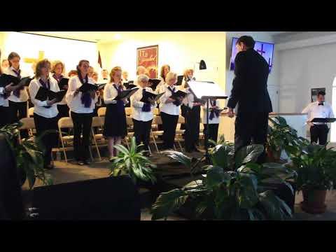 2018-03-23, Mt. Ephraim Baptist's Easter Cantata