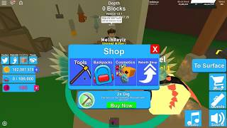 😱 YENİ AKSESUAR GÜNCELLEMESİ !! 😱 / Roblox Mining Simulator / Roblox Türkçe / Melih Kardes