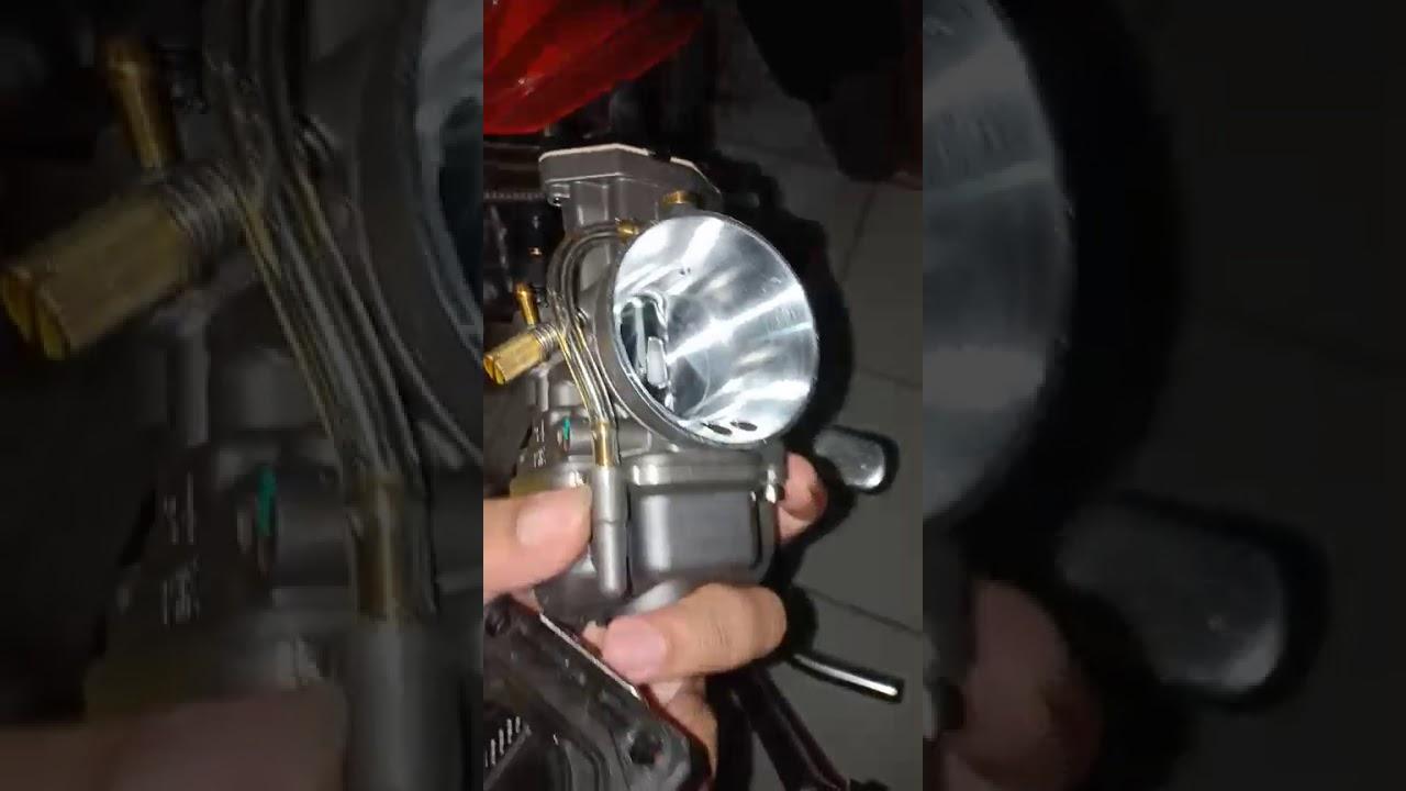 Karburator PWK CPO 34 , cocok buat RX king - YouTube