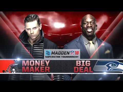 Madden 18 Tournament Rd. 1: THE MIZ vs. TITUS O'NEIL  Gamer Gauntlet