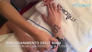 Ringiovanimento delle mani - Medika Italia