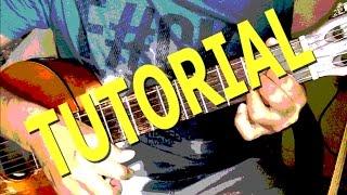 Alejandro Fernández - Se Que Te Duele. TUTORIAL: TODOS LOS ACORDES. Como tocar en guitarra. Chords